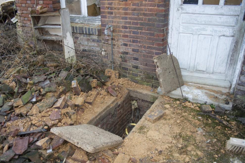 Mg 6906 1 ma ruine - Construire une cave a vin dans un garage ...