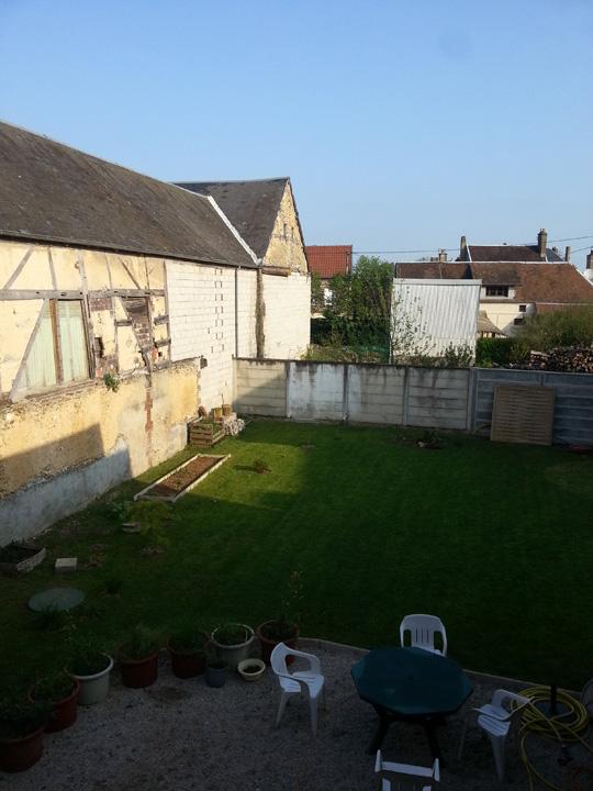 Tonte ma ruine for Tonte jardin